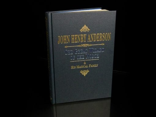John Henry Anderson by Edwin Dawes and Michael Dawes