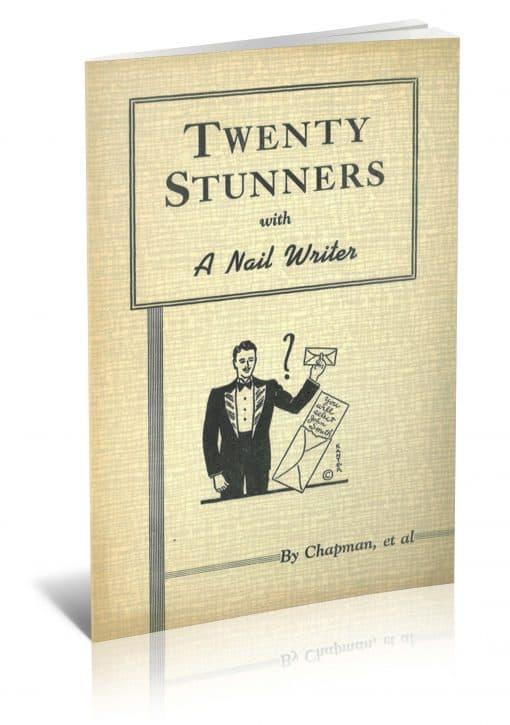 Twenty Stunners with a Nail Writer by Franklin M. Chapman, et al. PDF