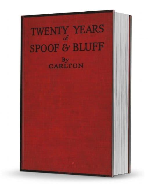 Twenty Years of Spoof and Bluff by Carlton PDF