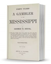 Forty Years a Gambler on the Mississippi by George H. Devol PDf
