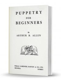 Puppetry for Beginners PDF