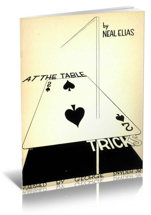 At the Table by Neal C. Elias PDF