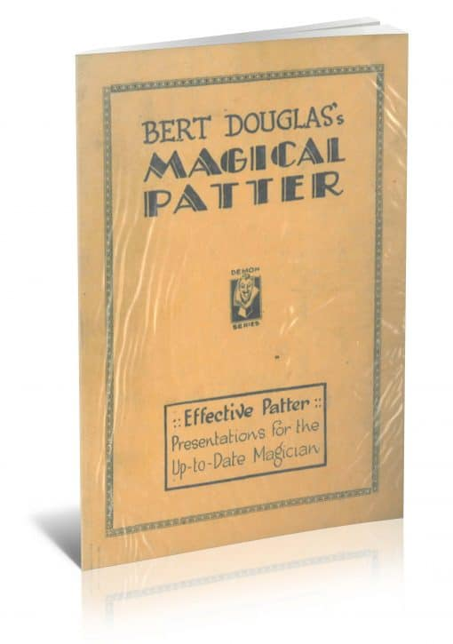 Bert Douglas's Magical Patter PDF