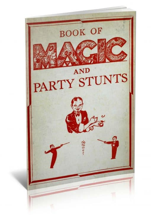 Book of Magic and Party Stunts PDF