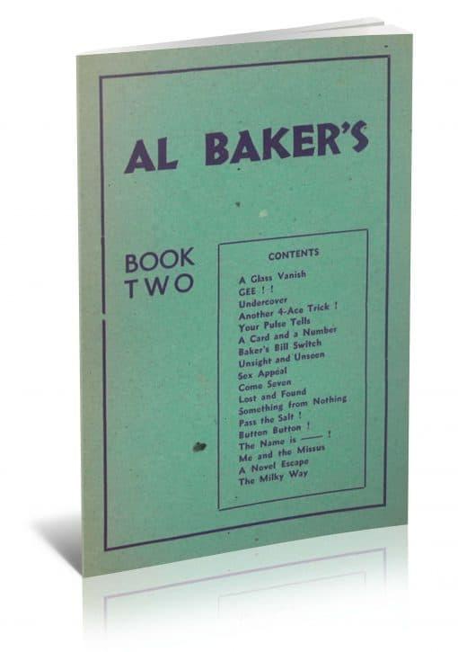 Book Two by Al Baker PDF