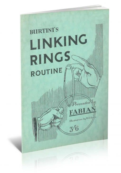 Burtini's Linking Rings Routine by Fabian PDF
