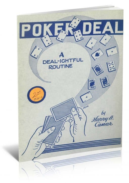 Canar's Poker Deal by Harry A. Canar PDF