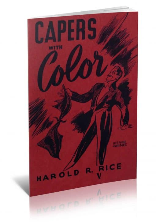 Capers with Color by Harold R. Rice  PDF