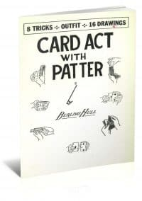 Card Act with Patter by Burling Hull PDF