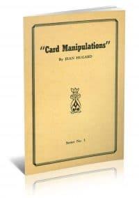 Card Manipulations No. 3 by Jean Hugard PDF