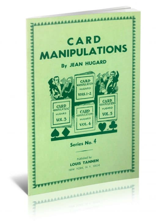 Card Manipulations No. 4 by Jean Hugard PDF