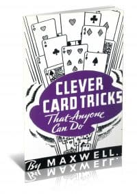 Card Tricks That Anyone Can Do by Maxwell PDF