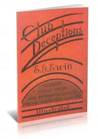 Club Deceptions by E. G. Ervin PDF