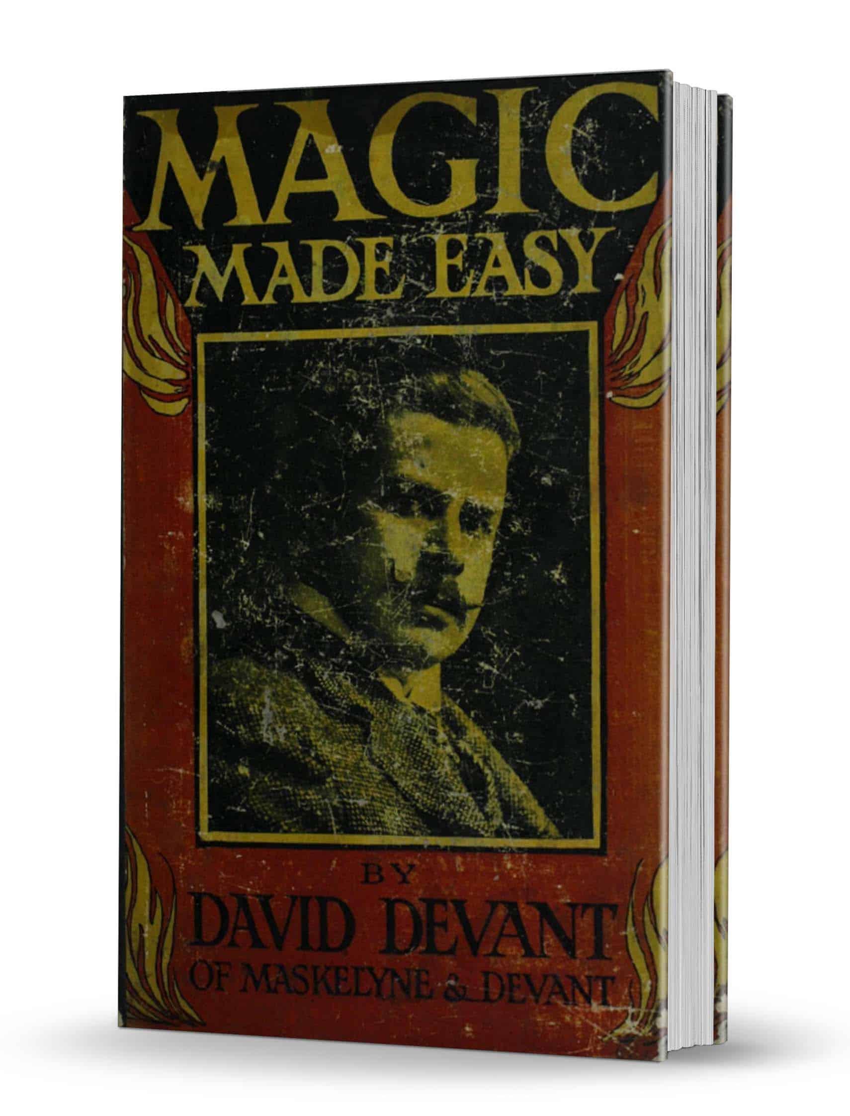 magic made easy pdf conjuring arts