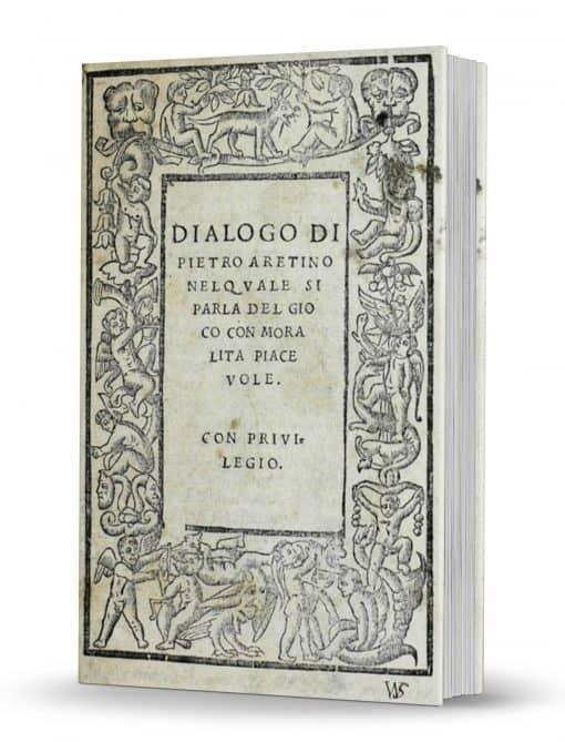 Dialogo di Pietro Aretino nel quale si parla del gioco con moralita piacevole by Pietro Aretino PDF