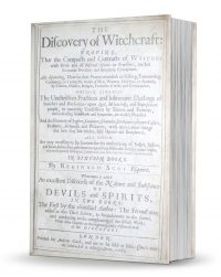 The Discoverie of Witchcraft 3rd edition, with title page A by Reginald Scot PDF