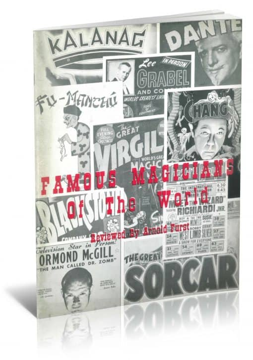 Famous Magicians of the World by Arnold Furst PDF