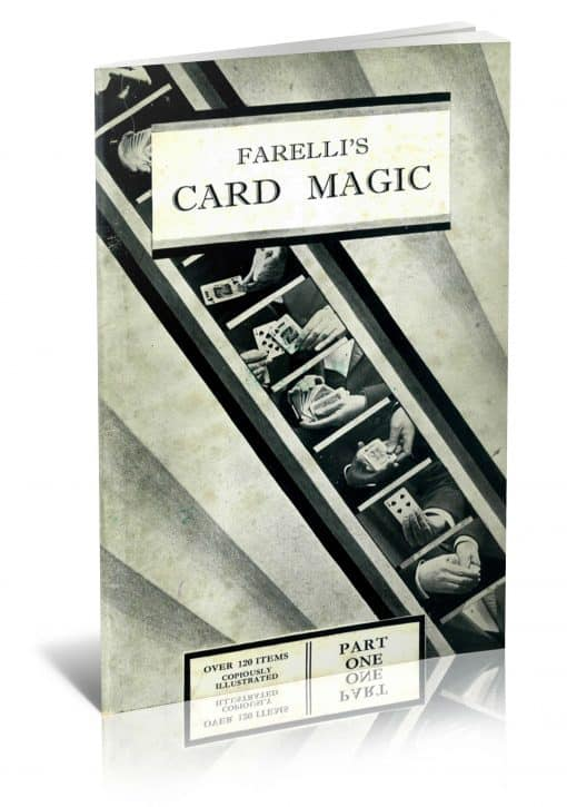 Farelli's Card Magic Part One & Two by Victor Farelli Text-Based PDF