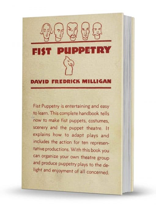 Fist Puppetry by David Fredrick Milligan PDF