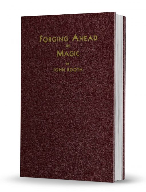 Forging Ahead in Magic by John Booth PDF