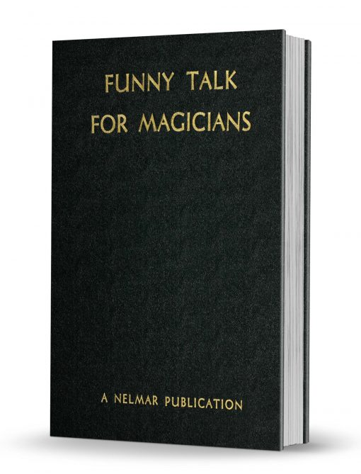 Funny Talk for Magicians by Frank Lane PDF