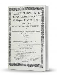 Galeni Pergamensis de Temperamentis, et de inaequali intemperie by Galen PDF