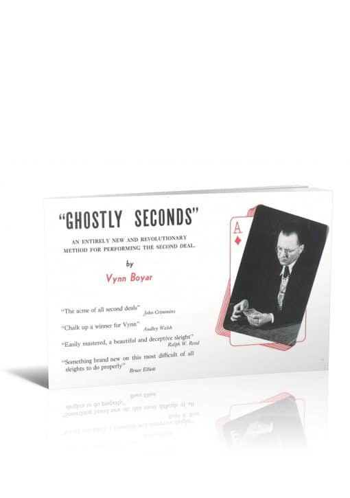 """Ghostly Seconds"" by Vynn Boyar PDF"