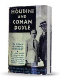 Houdini and Conan Doyle by Bernard M. L. Ernst and Hereward Carrington PDF
