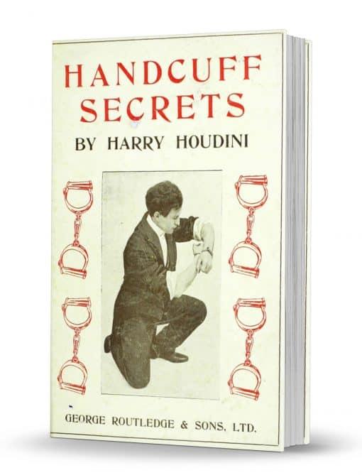Handcuff Secrets by Harry Houdini PDF