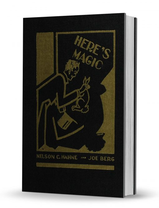 Here's Magic by Nelson C. Hahne & Joe Berg PDF