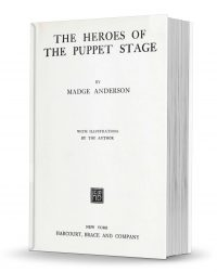 The Heroes of The Puppet Stage PDF