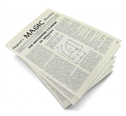 Hugard's Magic Monthly Volume 14 PDF