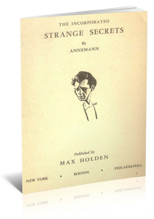 The Incorporated Strange Secrets PDF