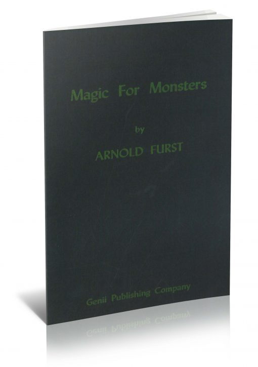 Magic for Monsters by Arnold Furst PDF