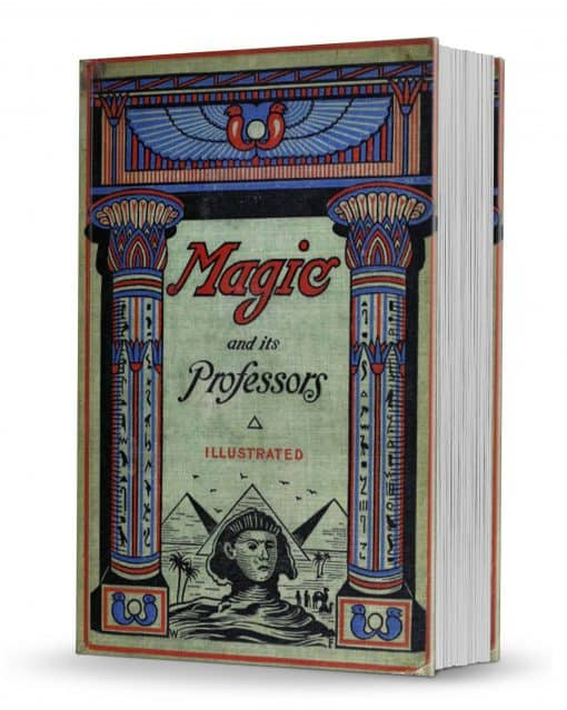 Magic and its Professors PDF