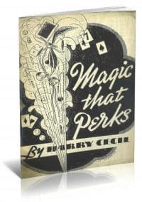 Magic that Perks by Harry E. Cecil PDF