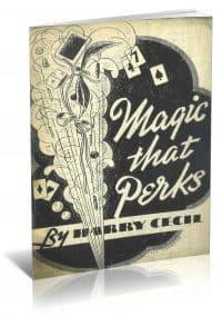 Magic that Perks by Harry E. Cecil PDF