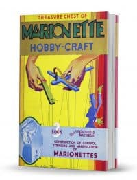Marionette Hobby Craft Book 3. PDF