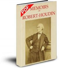 Memoirs of Robert-Houdin Text-Based PDF
