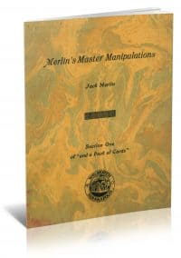 Merlin's Master Manipulations by Jack Merlin PDF