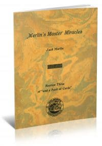 Merlin's Master Miracles by Jack Merlin PDF