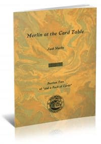 Merlin at the Card Table by Jack Merlin PDF