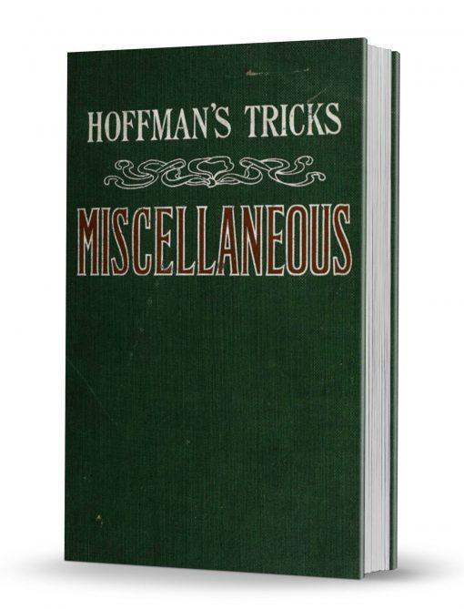 Miscellaneous Conjuring Tricks PDF