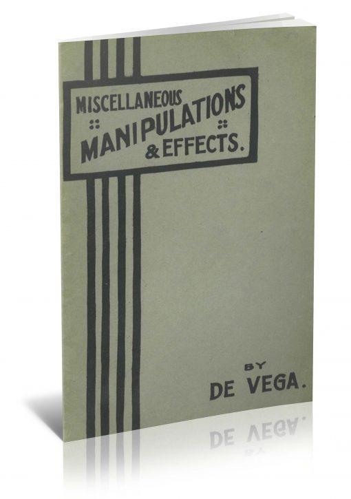 Miscellaneous Manipulations & Effects by De Vega PDF