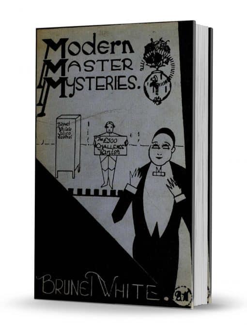 Modern Master Mysteries by Brunel White PDF