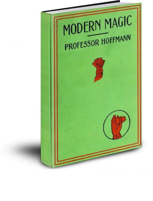 Modern Magic PDF by Professor Hoffmann!