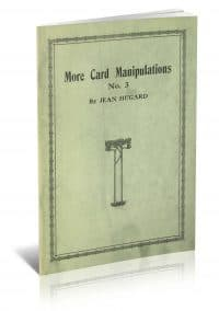 More Card Manipulations No. 3 by Jean Hugard PDF