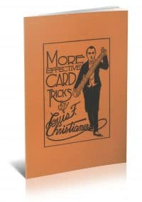 More Effective Card Tricks by Louis F. Christianer PDF
