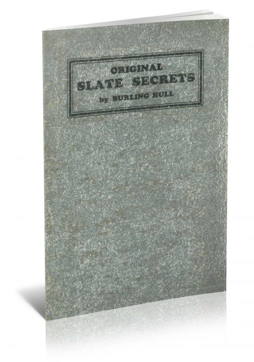 Original Slate Secrets by Burling Hull PDF