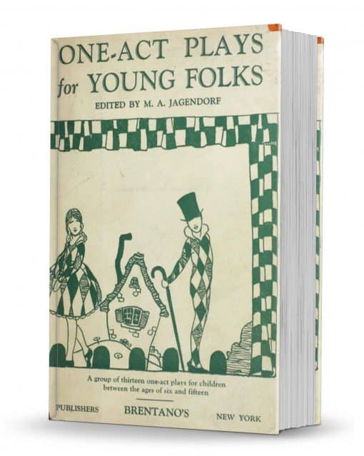 One-Act Plays for Young Folks PDF